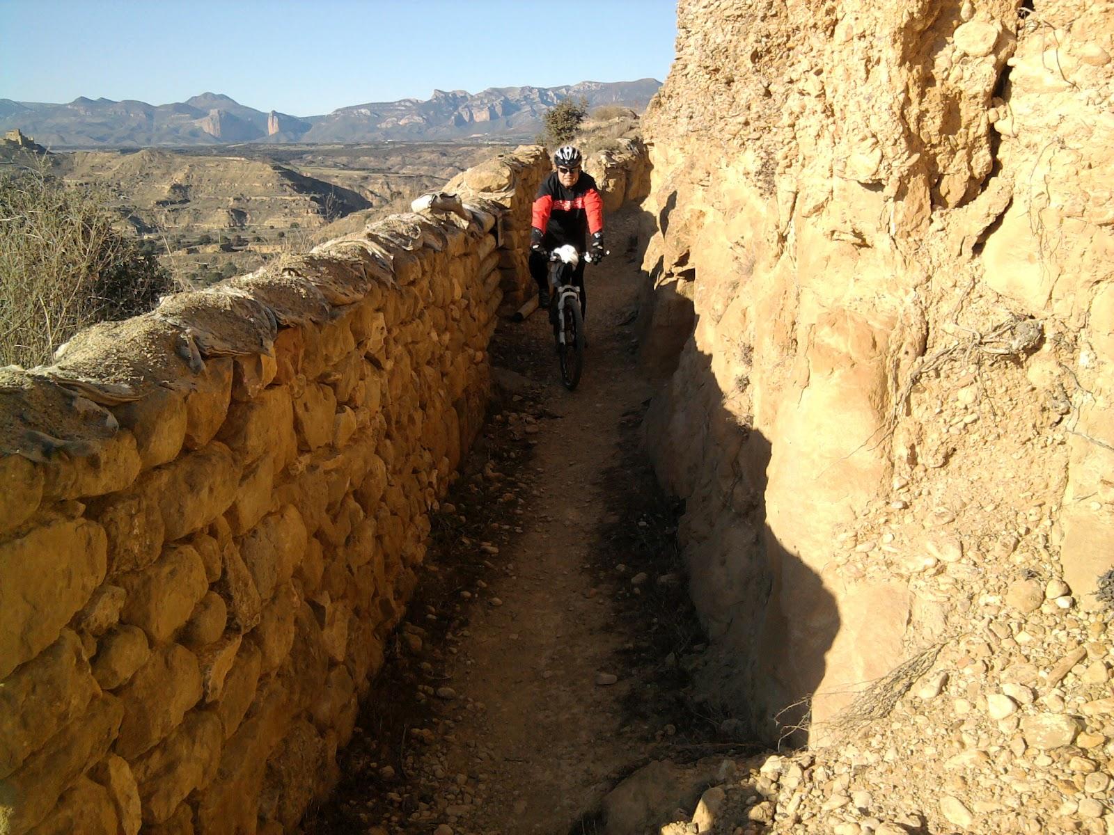 ?? 4 Rutas de Iniciación en BTT en Huesca
