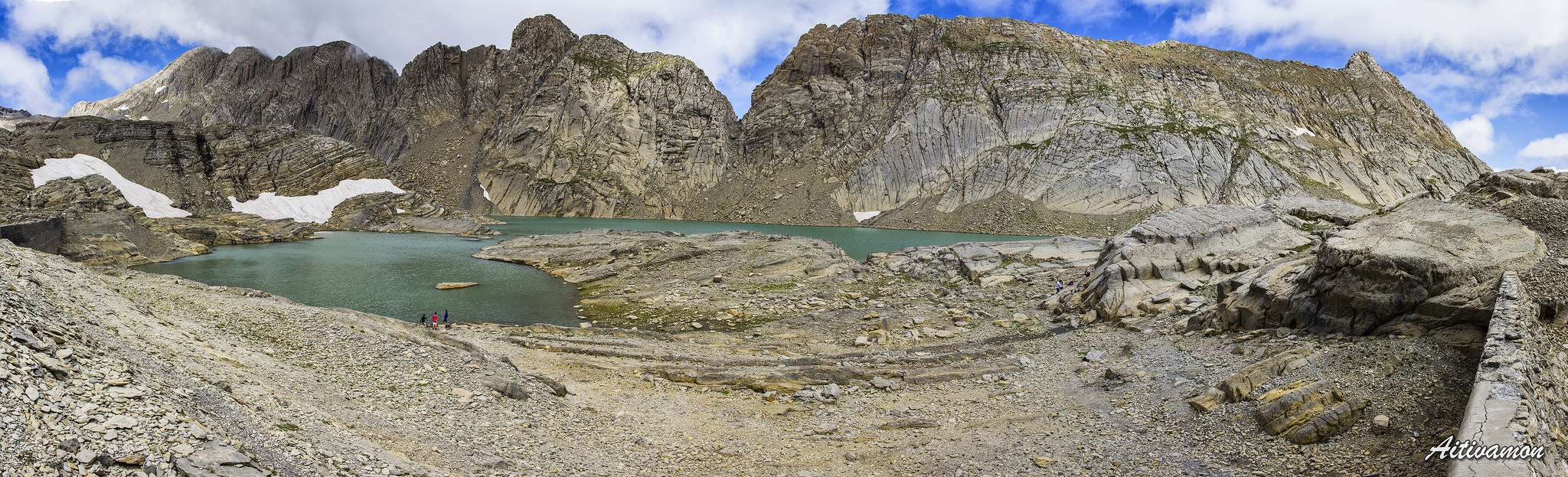 Ibón de Marboré de Aitivamon NATURE en www.flickr.com