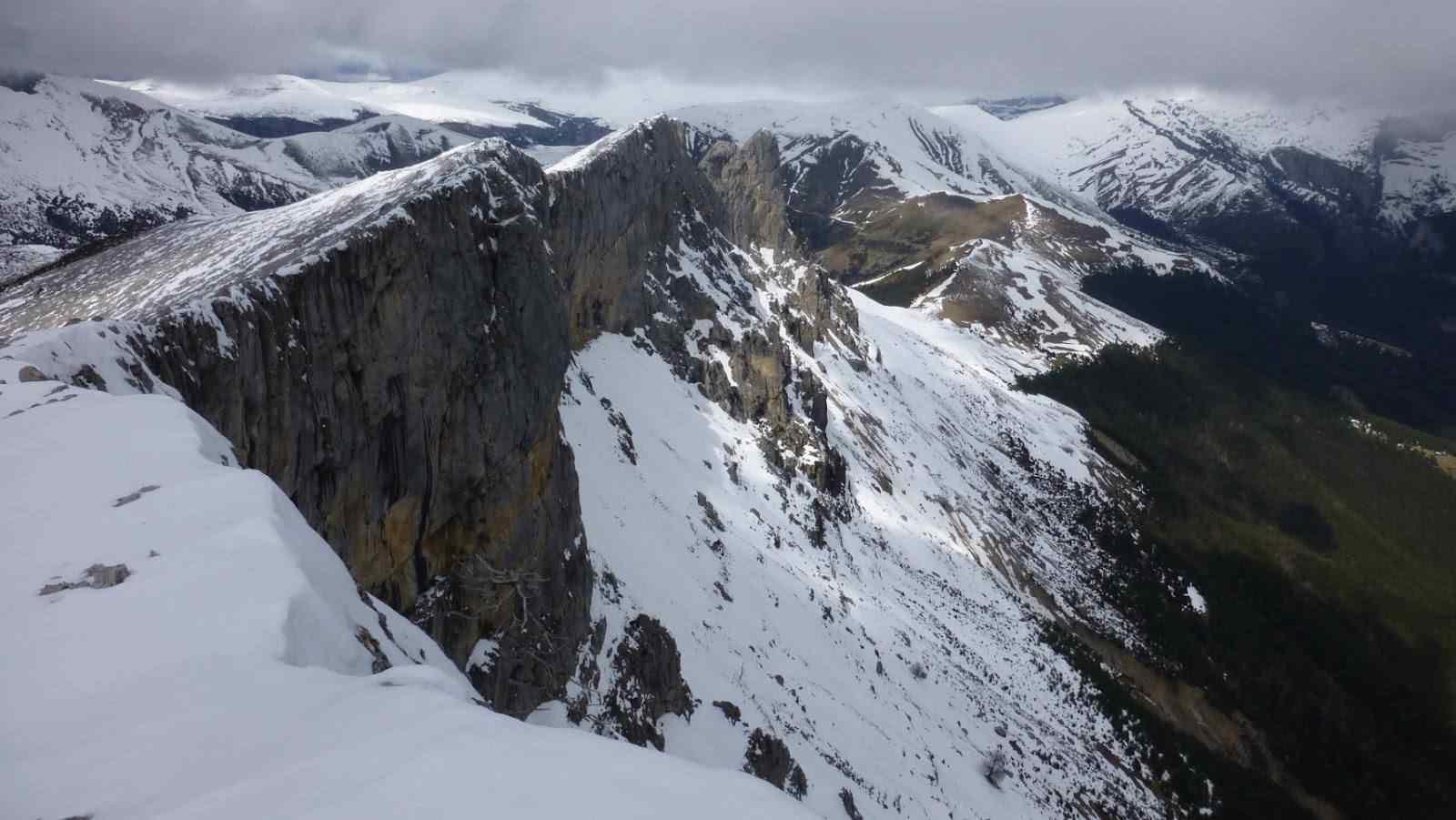 ❄️ Descubre el Valle más desconocido del Parque Nacional de Ordesa, La Garganta de Escuaín