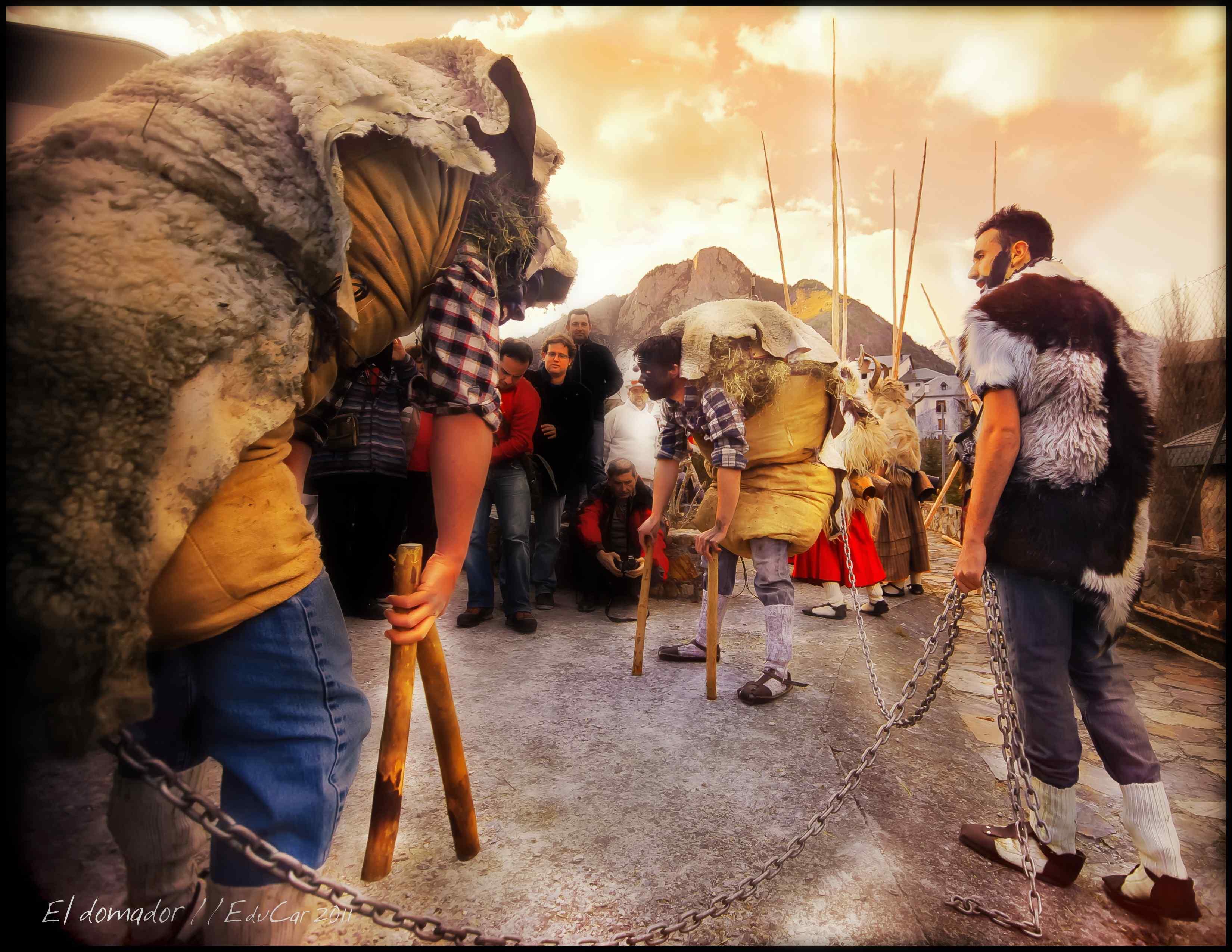 Tradición, Fiesta y Color en los Carnavales del Alto Aragón