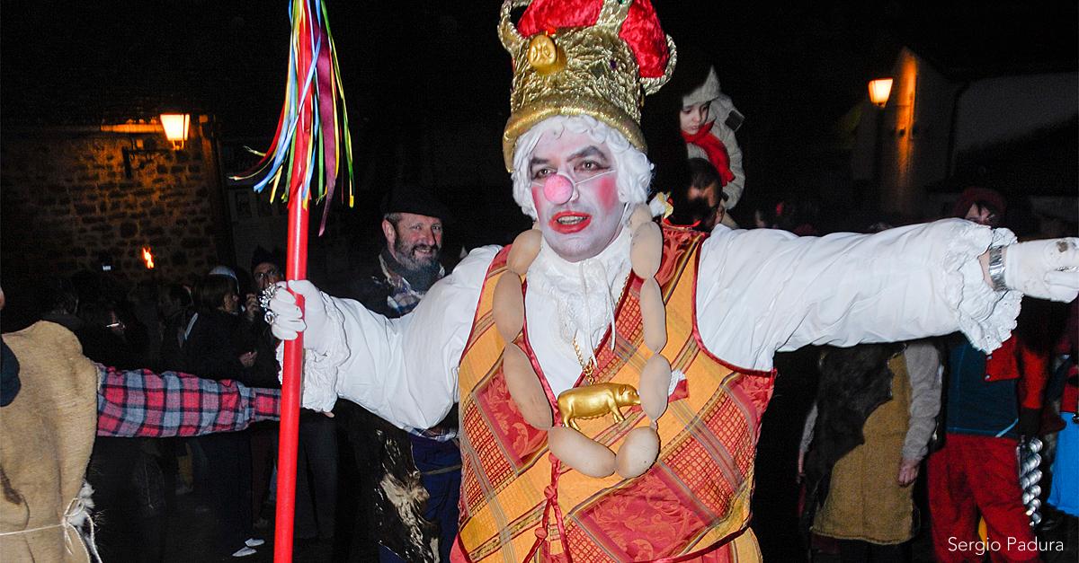 🤡 😈 El divertidísimo Carnaval Biarnés, entre España y Francia