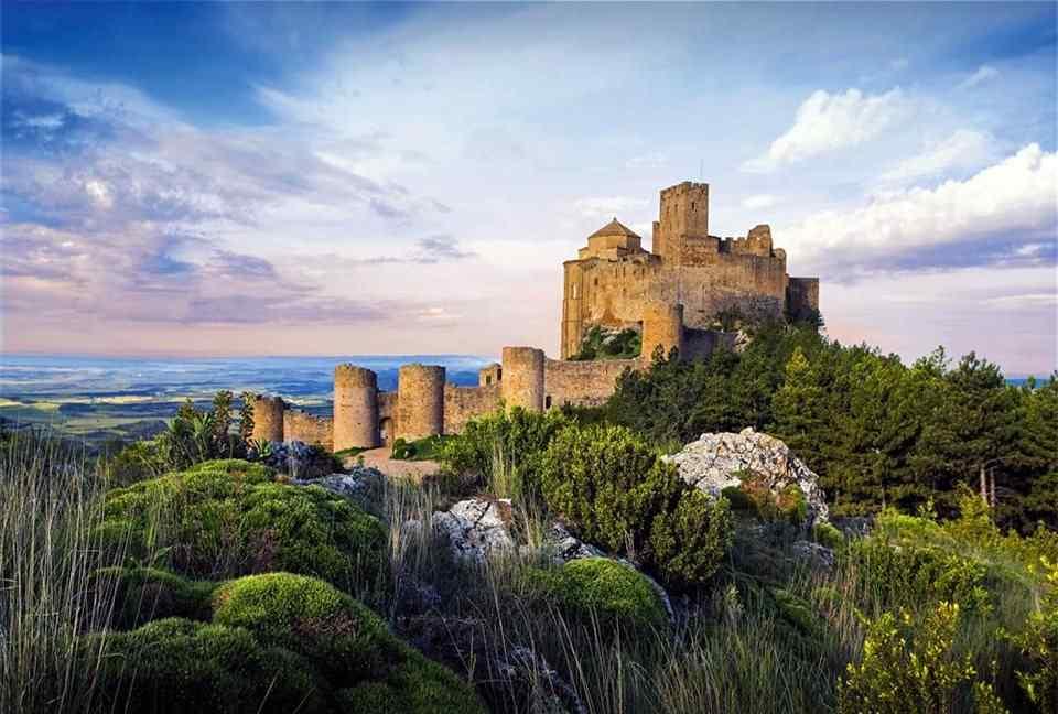 5 formas de visitar el Castillo de Loarre en Semana Santa 🏰😍
