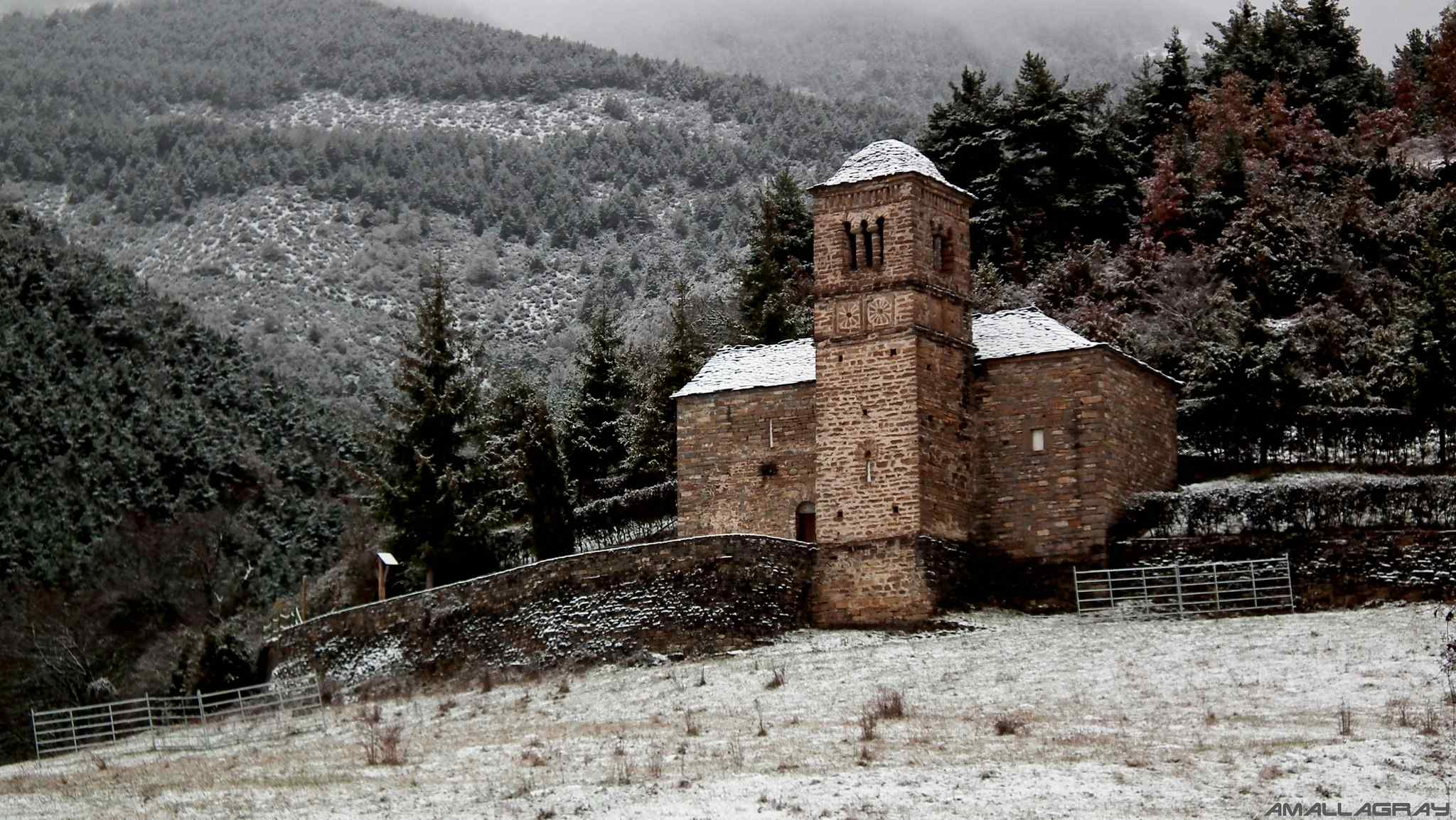 La bucólica Ermita de San Bartolomé de Gavín