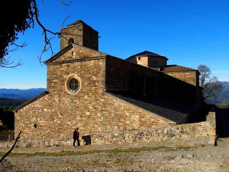 Monasterio de San Victorián. Foto de rv31: https://www.flickr.com/photos/herve-marouby/