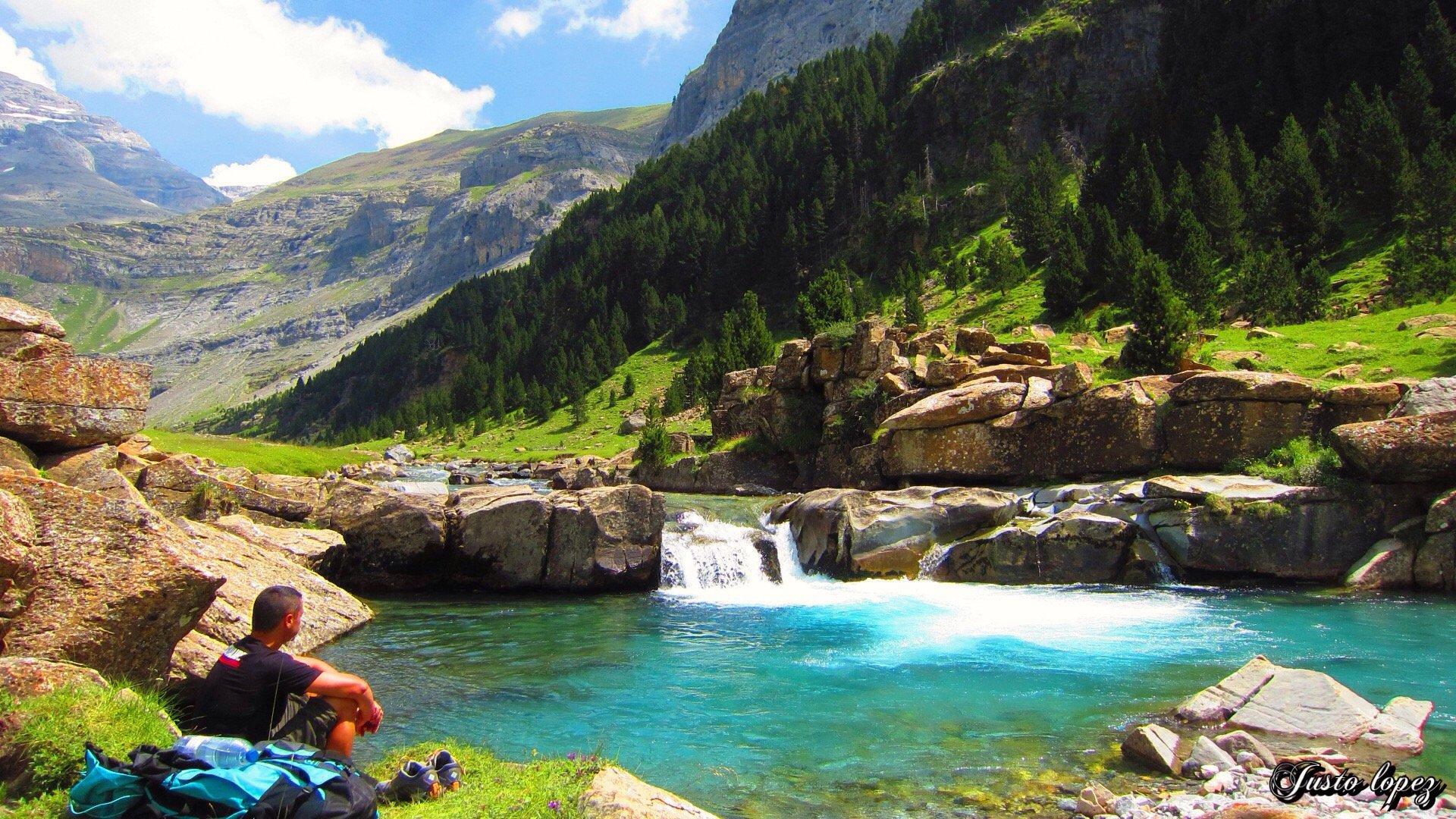 Cambia la playa ⛱️ por la montaña ⛰️! 7 días inolvidables en Huesca