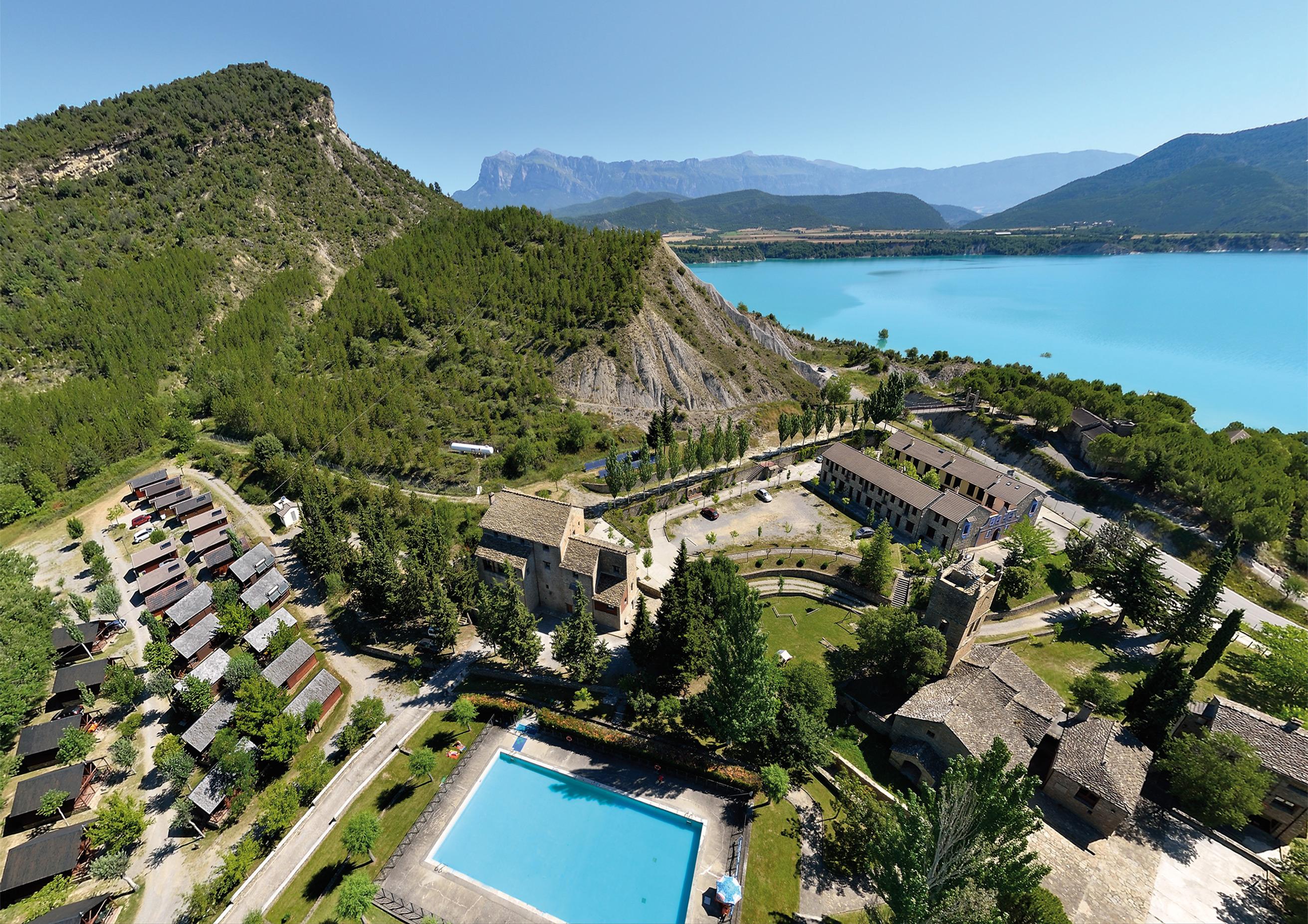 🏡 Los 7 mejores alojamientos para niños en Huesca 👦👧