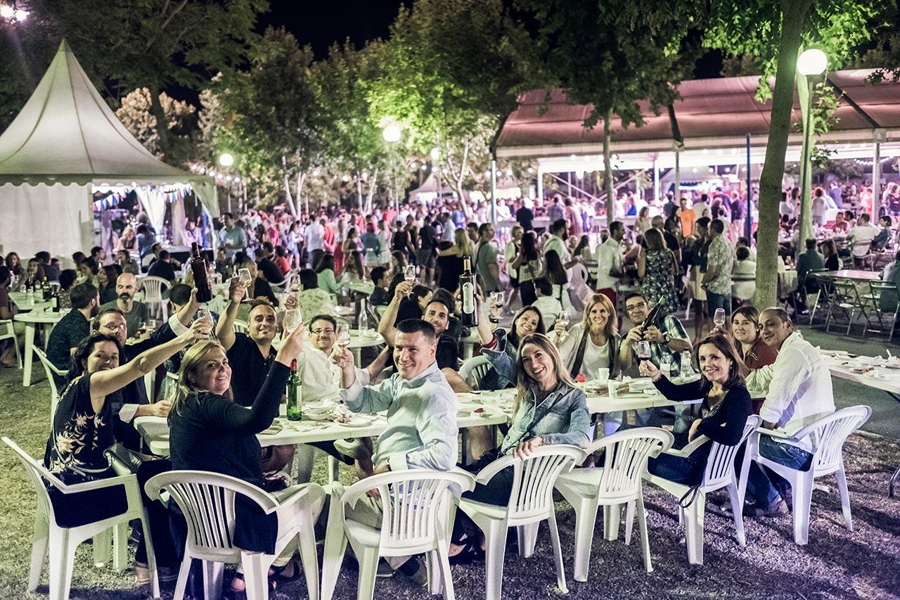 🍇 🍷 La gran fiesta del Vino 🍇 🍷 El Festival del Vino Somontano 2017