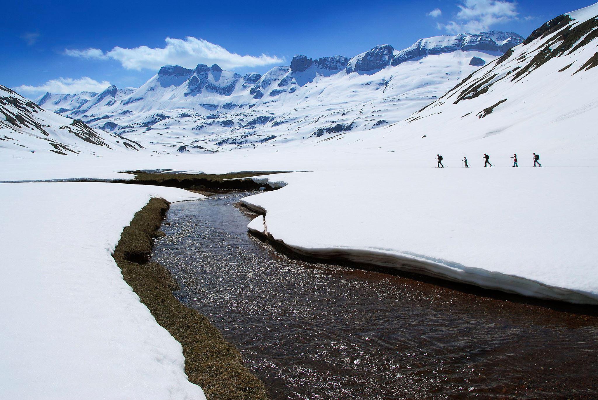 ❄️ 8 Espacios Nórdicos para disfrutar de los deportes de nieve con panorámicas inolvidables