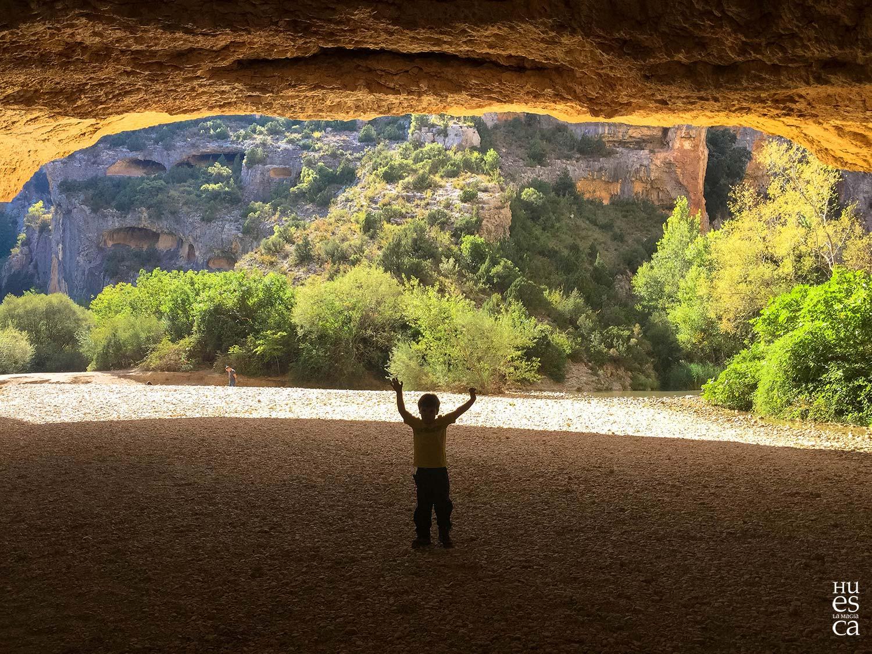💦 Nuevo tramo de las Pasarelas de Alquézar 💦 Un paraíso de agua, roca y cuevas.