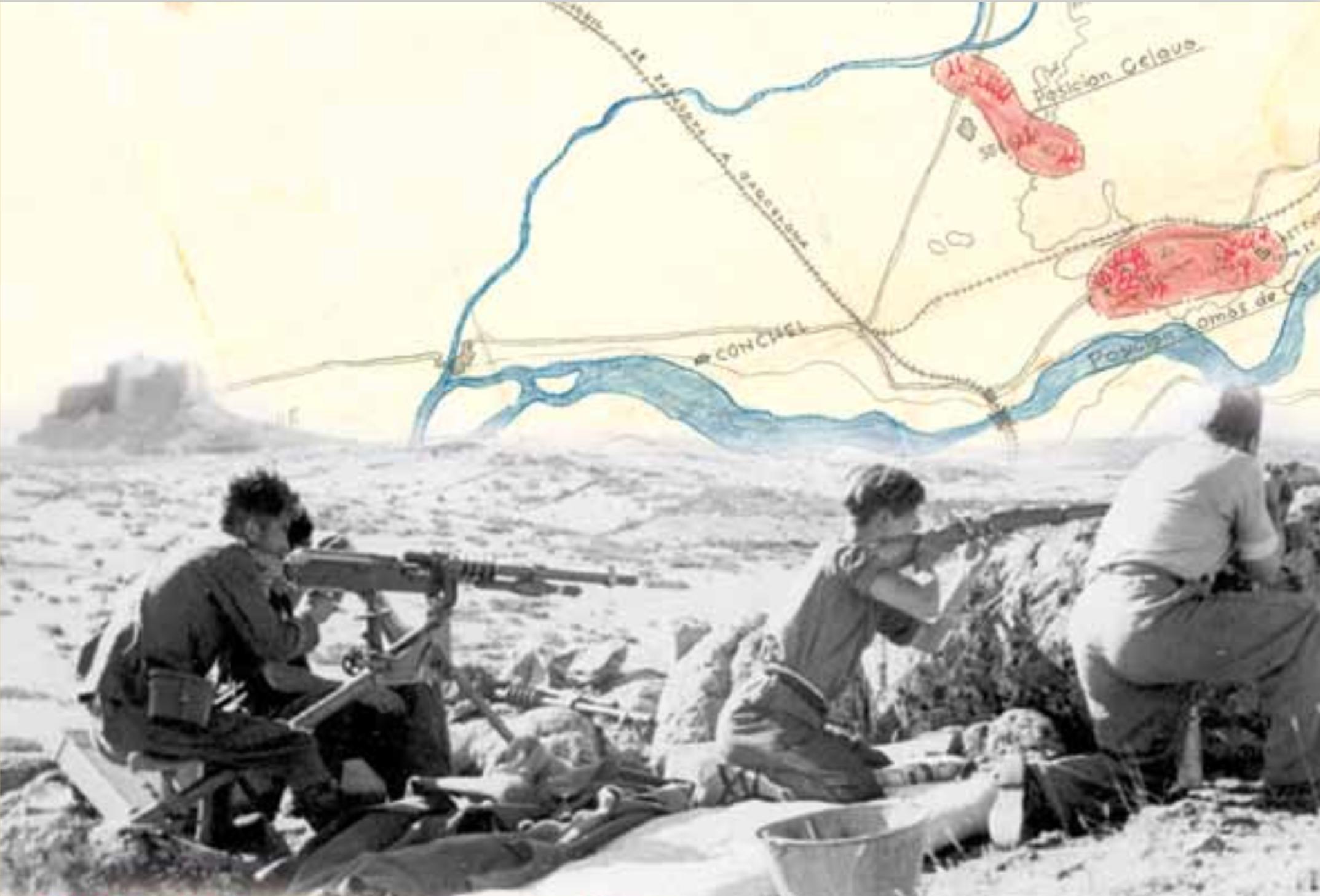 La Ruta de las Fortificaciones de la Guerra Civil en la Linea del Cinca
