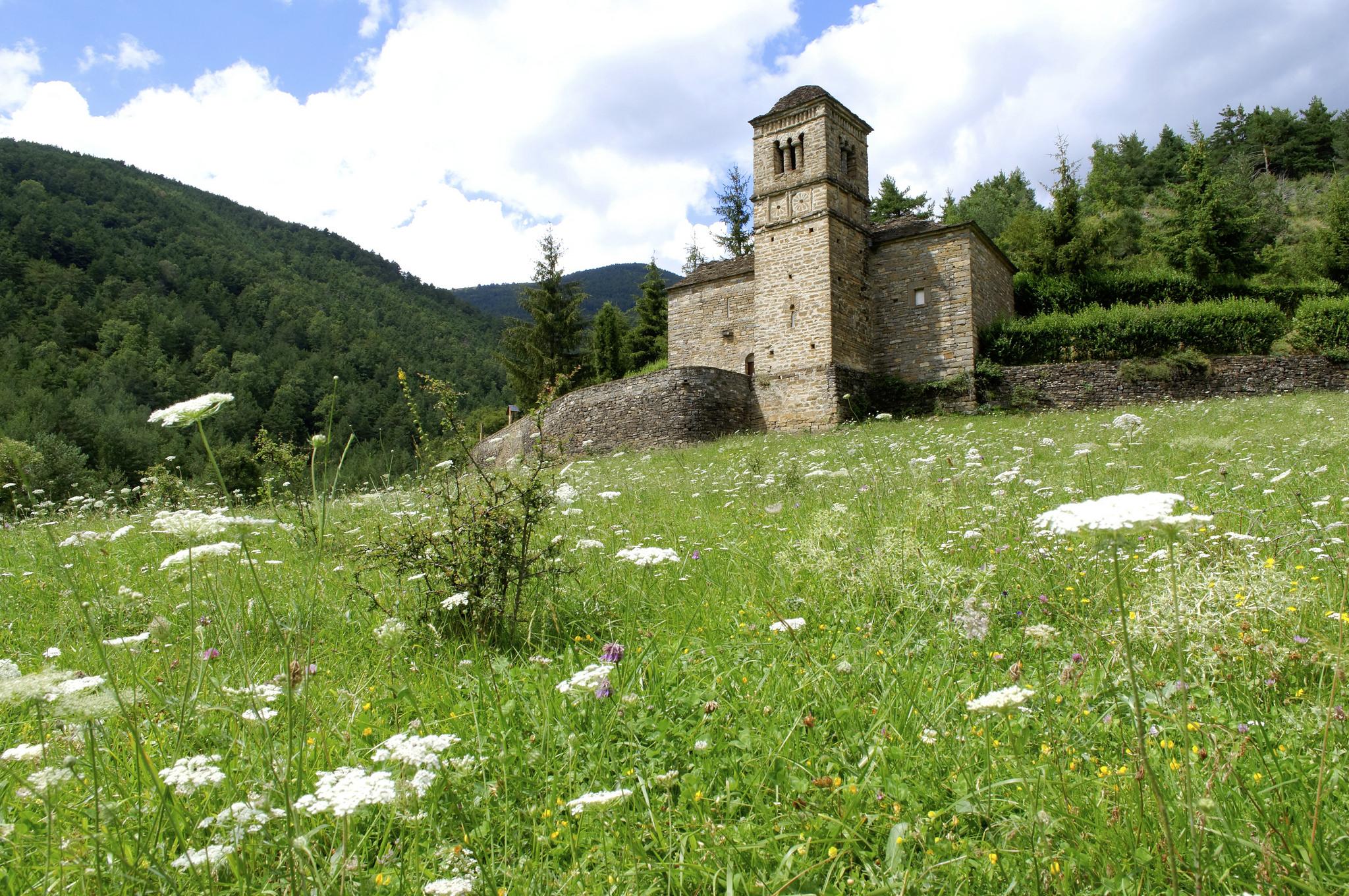 La Espectacular Ruta por las Iglesias del Serrablo ⛪️
