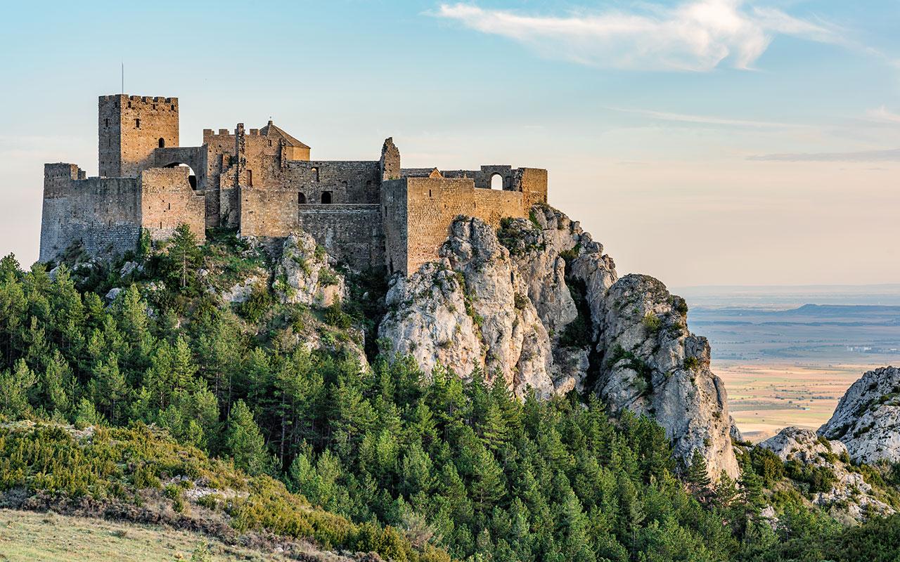🏰 Ruta por los Castillos más emblemáticos de la provincia de Huesca