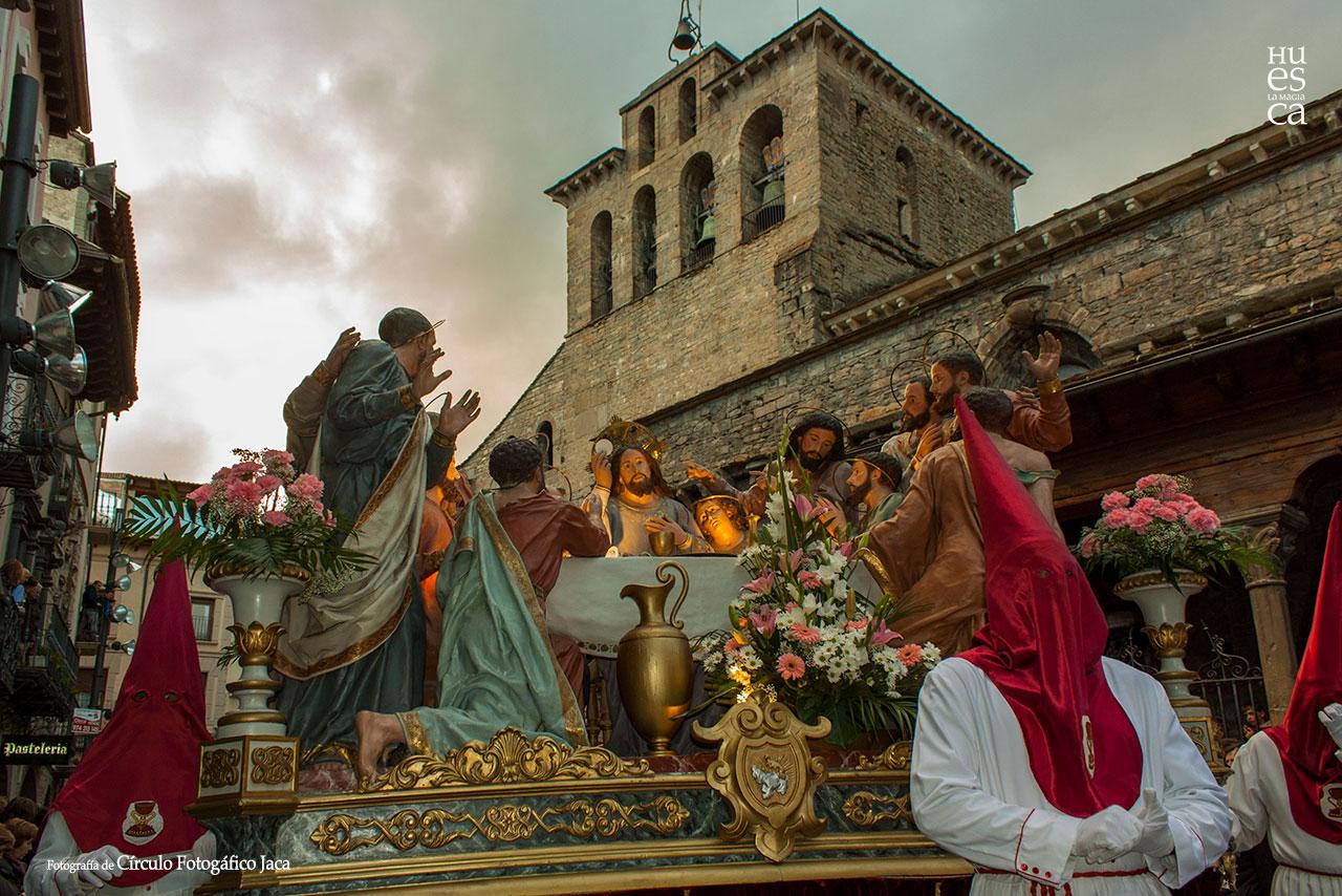 Semana Santa en Jaca ✝️ Fiesta de Interés Turístico de Aragón