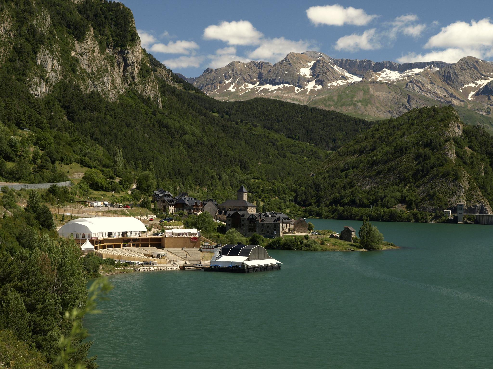 🐫 Festival Pirineos Sur 🎺 música, cultura y turismo
