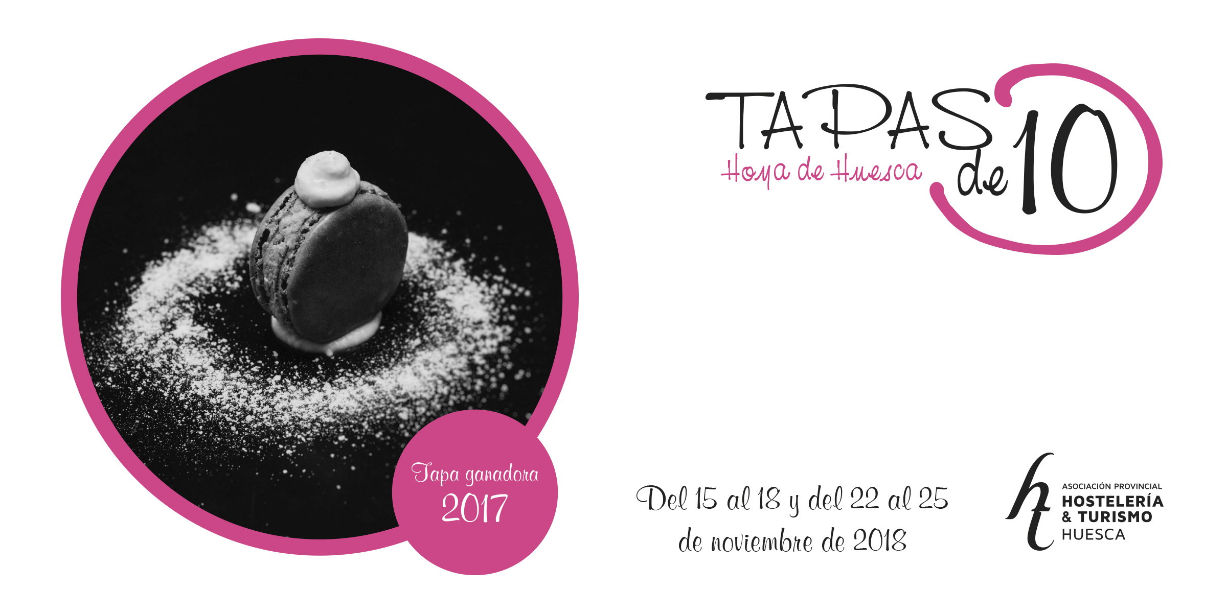 Nos vamos de Ruta #Tapasde10 en Huesca