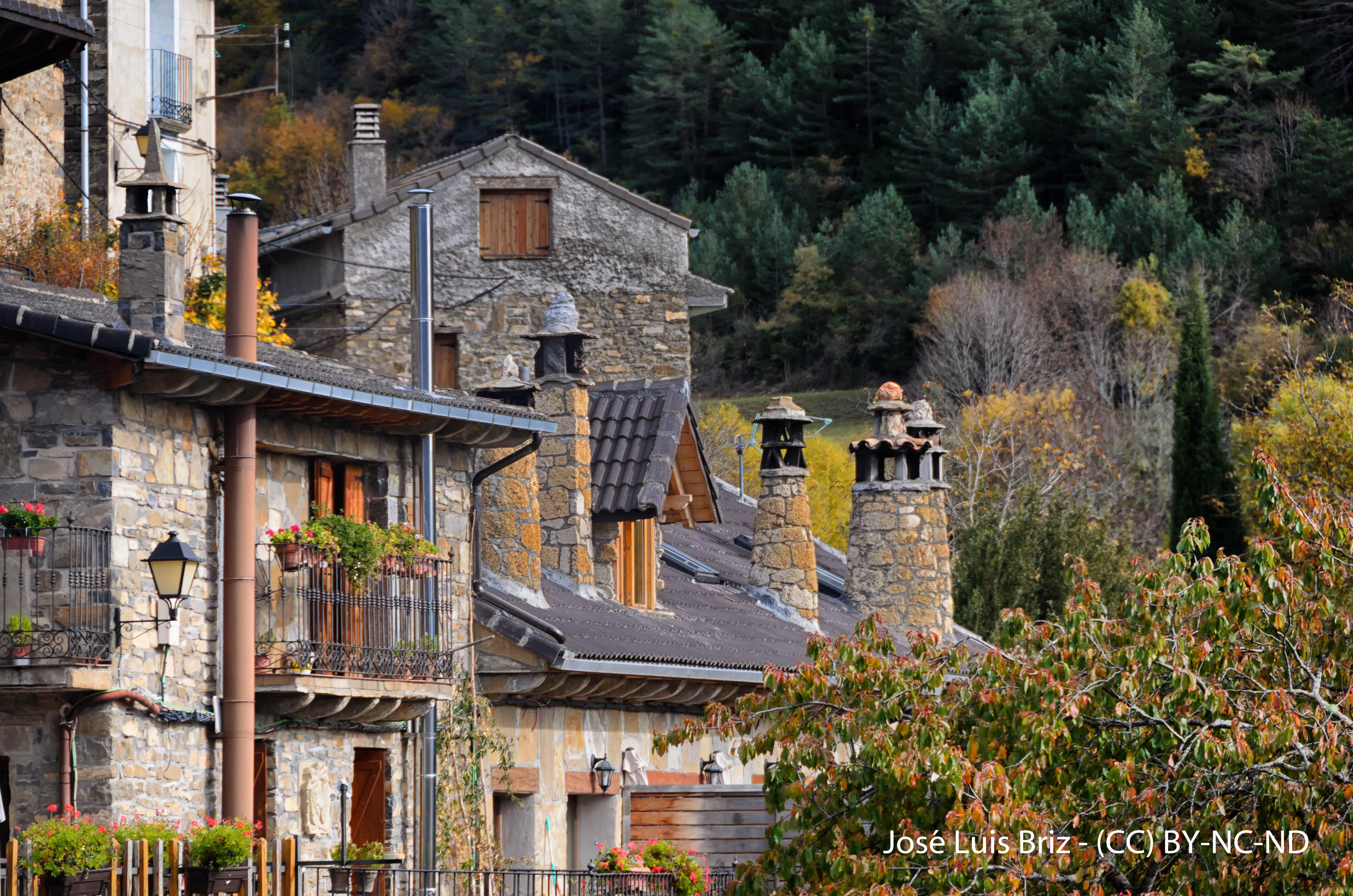 5 pueblos de cuento en Huesca ✨😍