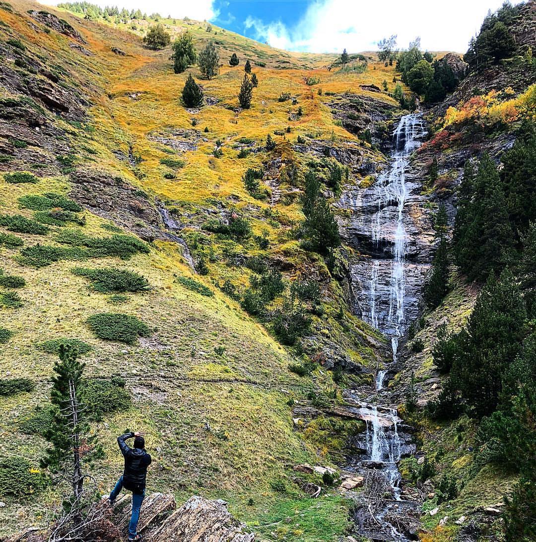 Espectacular Ruta de las Tres Cascadas en Cerler 🙌💦