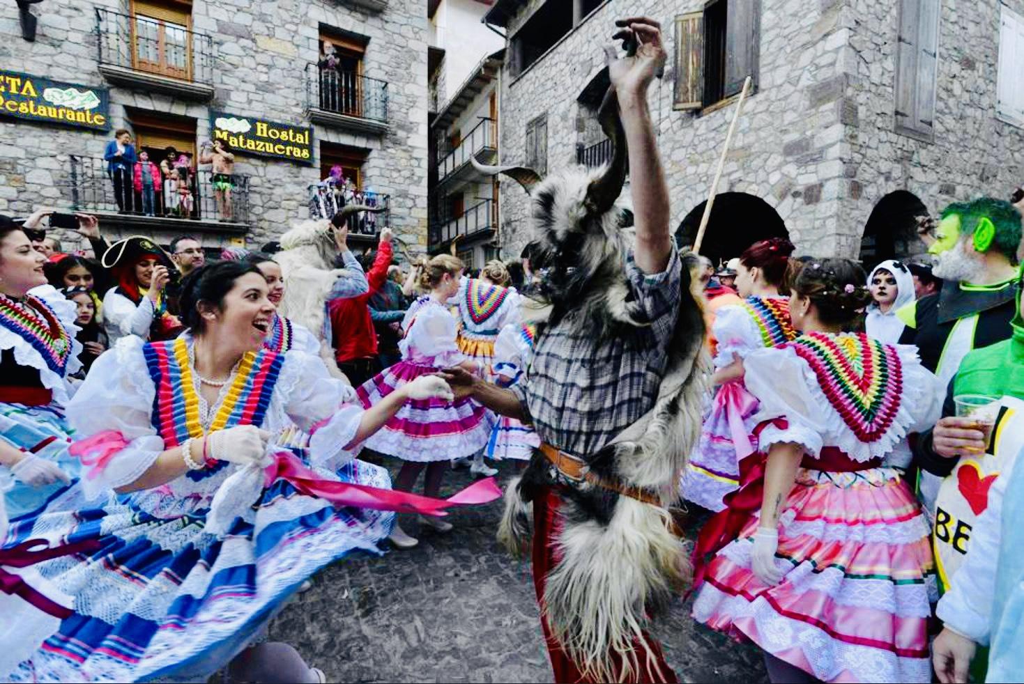 Los 5 Carnavales Tradicionales que no puedes perderte en Huesca