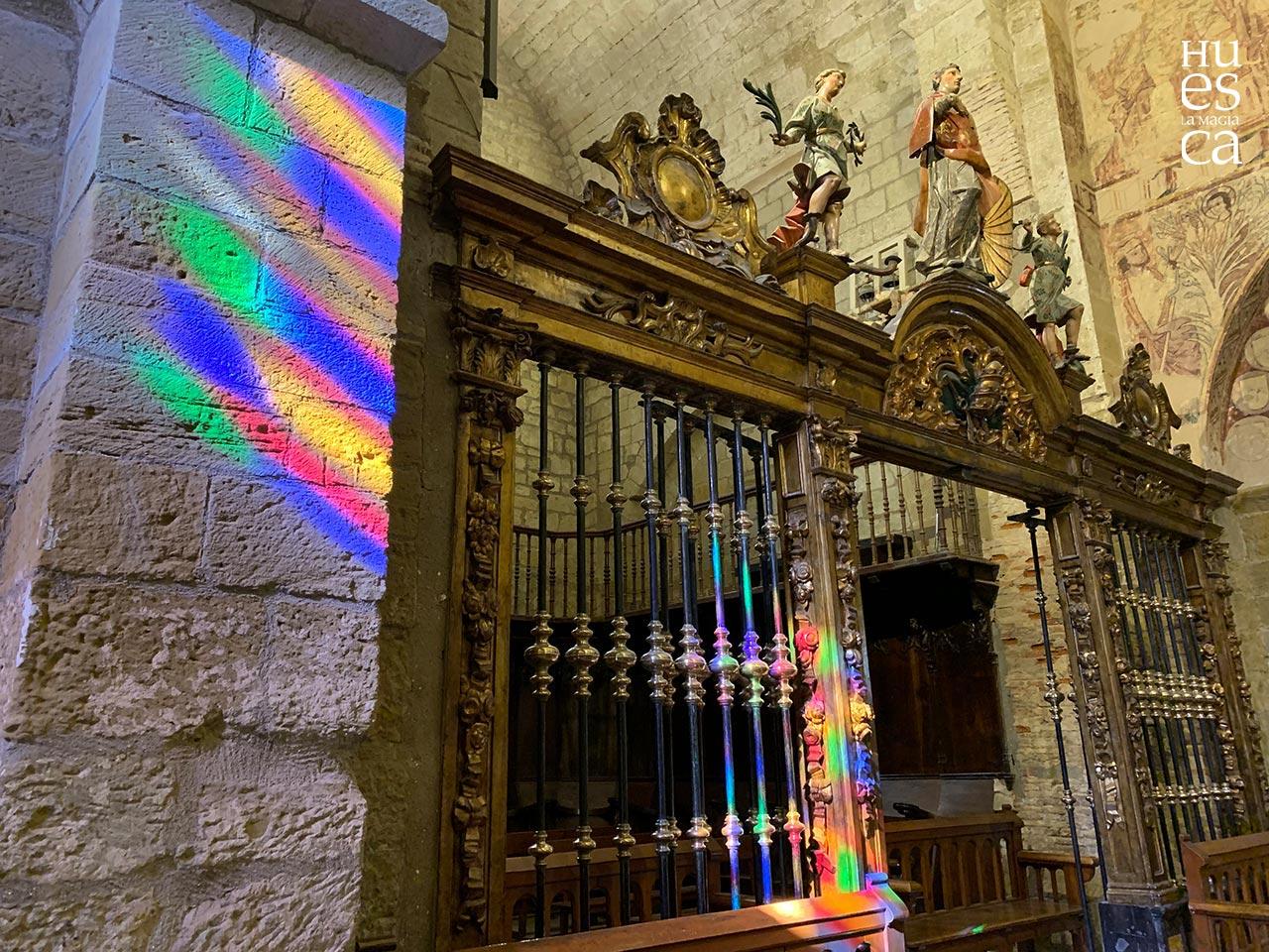 Espectacular y Mágico fenómeno de luz en San Pedro el Viejo ✨