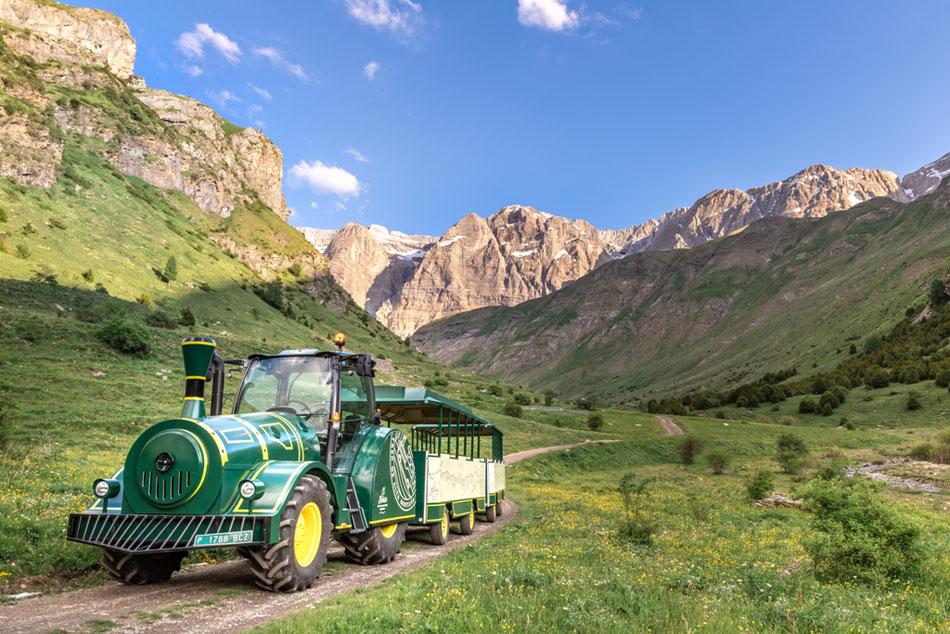 🚂 Los Trenes de Alta Montaña en Huesca 🌲 El Pirineo para todos los públicos