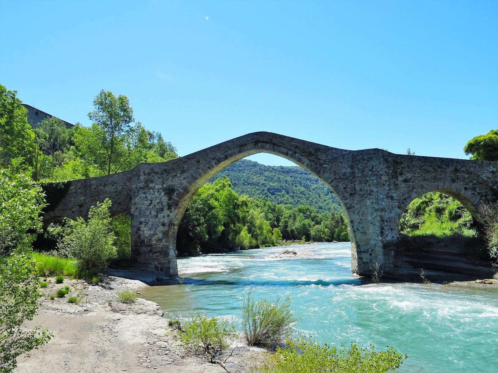 De Graus a Benasque  💦🌲 Ruta por los pueblos más bonitos del río Ésera
