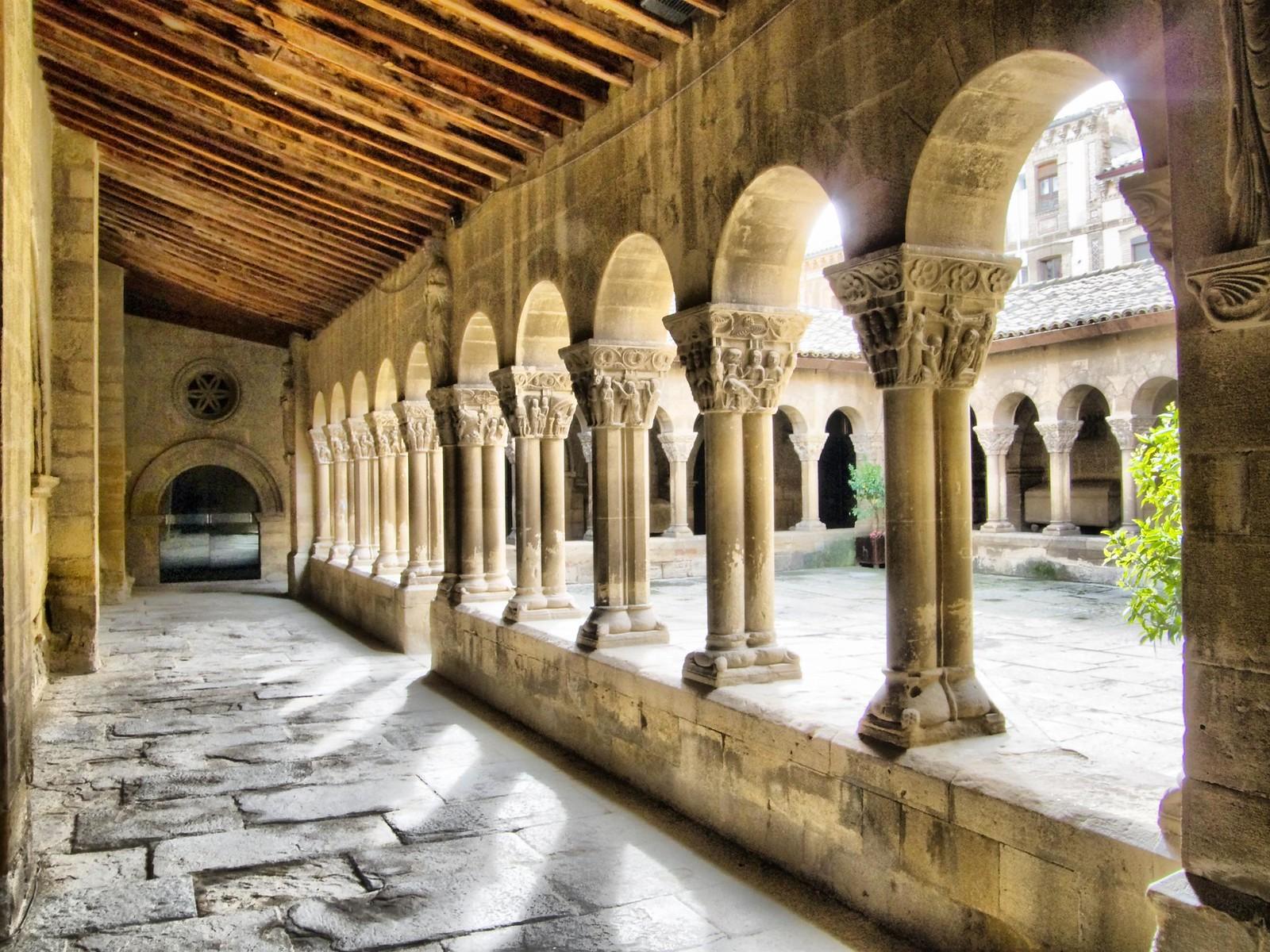 Ruta por el fascinante Románico de la ciudad de Huesca 😲🙌