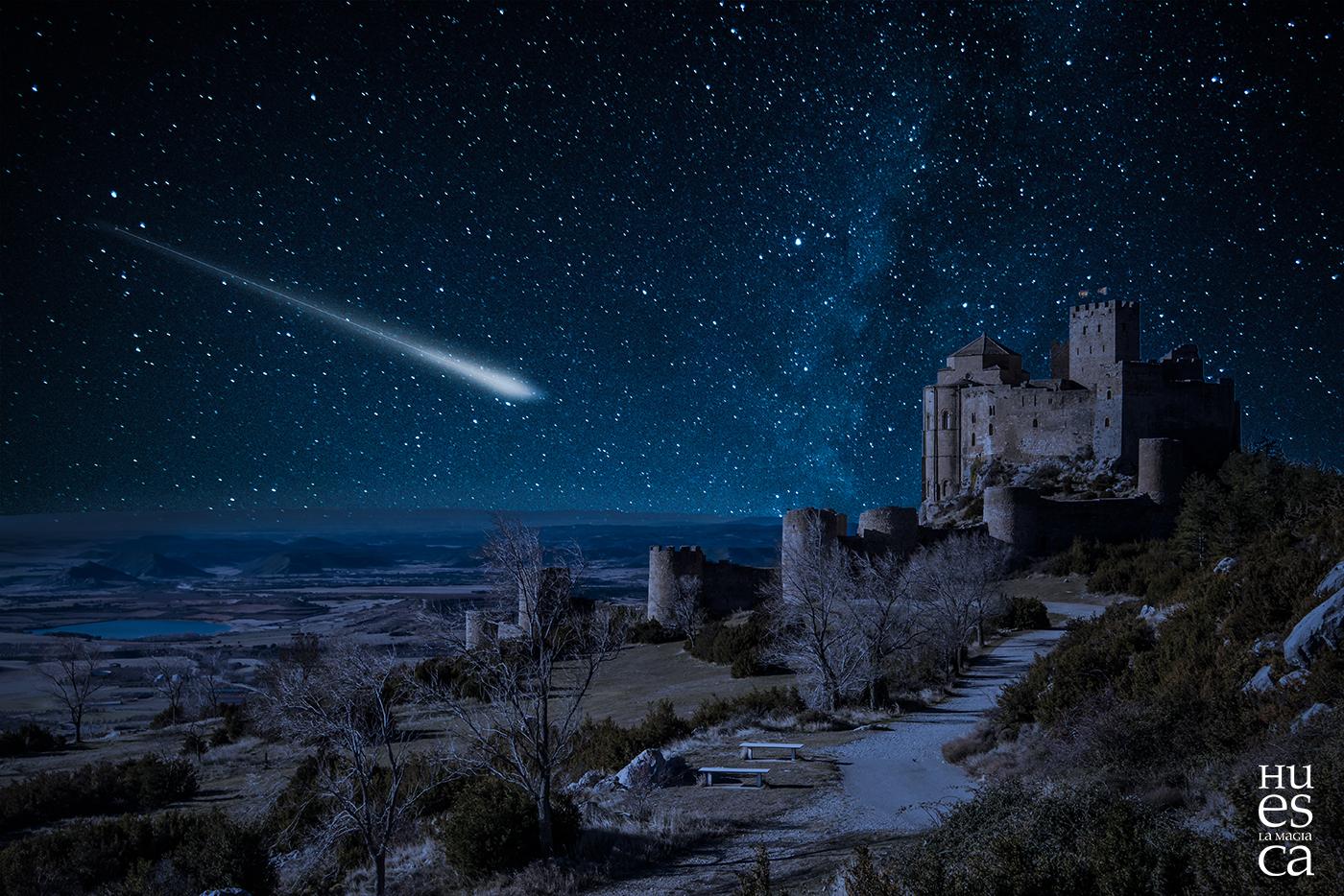 La magia de Huesca en el Sistema Solar 🌜🪐