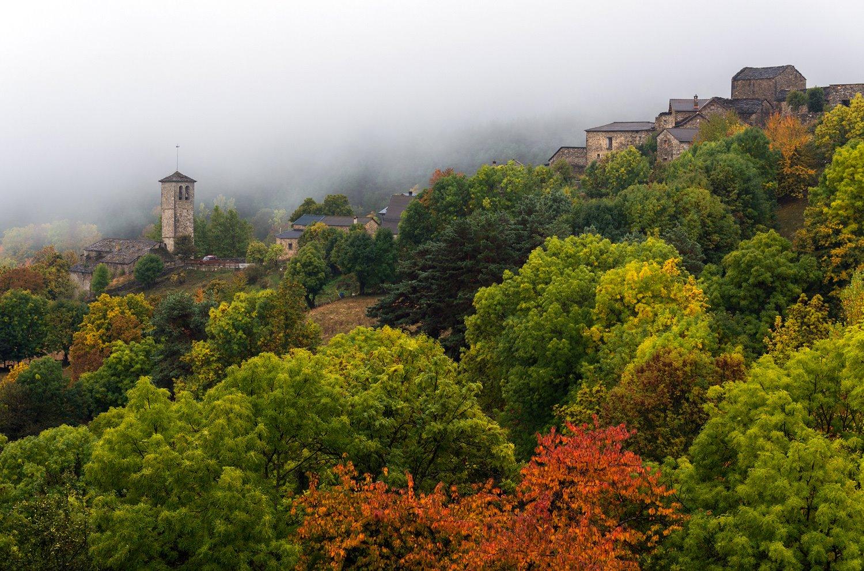 9 Excursiones otoñales para este Puente de la Constitución en Huesca 🍁 🍄