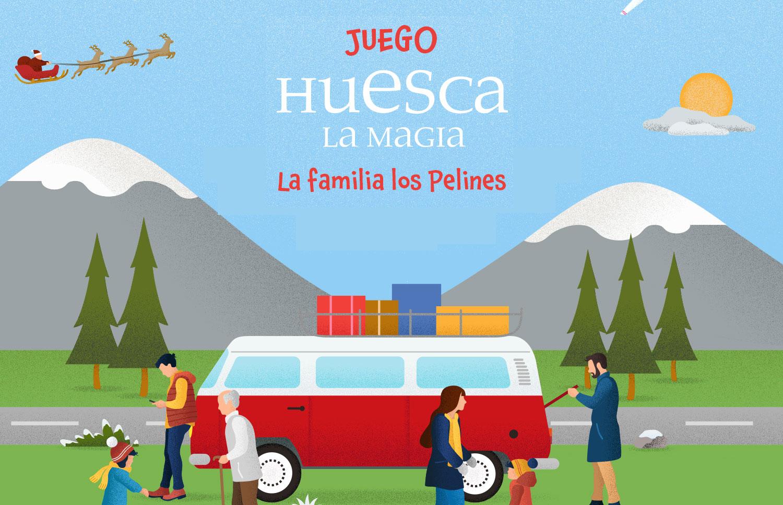 El primer juego online de Huesca La Magia, ¿eres capaz de resolverlo? 😎