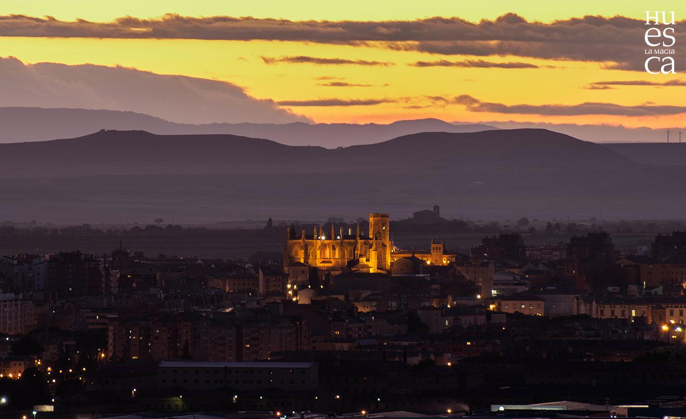 Escapada romántica a la ciudad de Huesca 🥰❤️