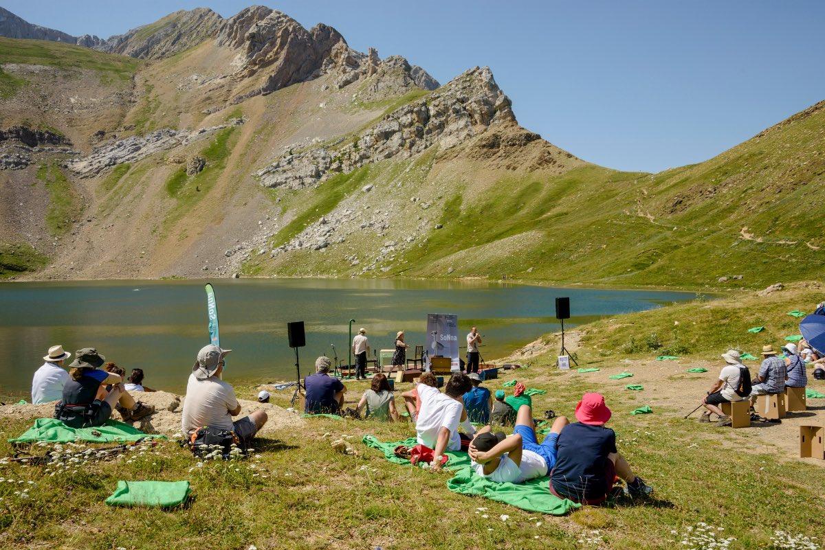 🎶 🎸 #SoNnaHuesca  🌸🌲 Conciertos y Teatro en ibones, miradores, bosques y  lugares de ensueño este verano!