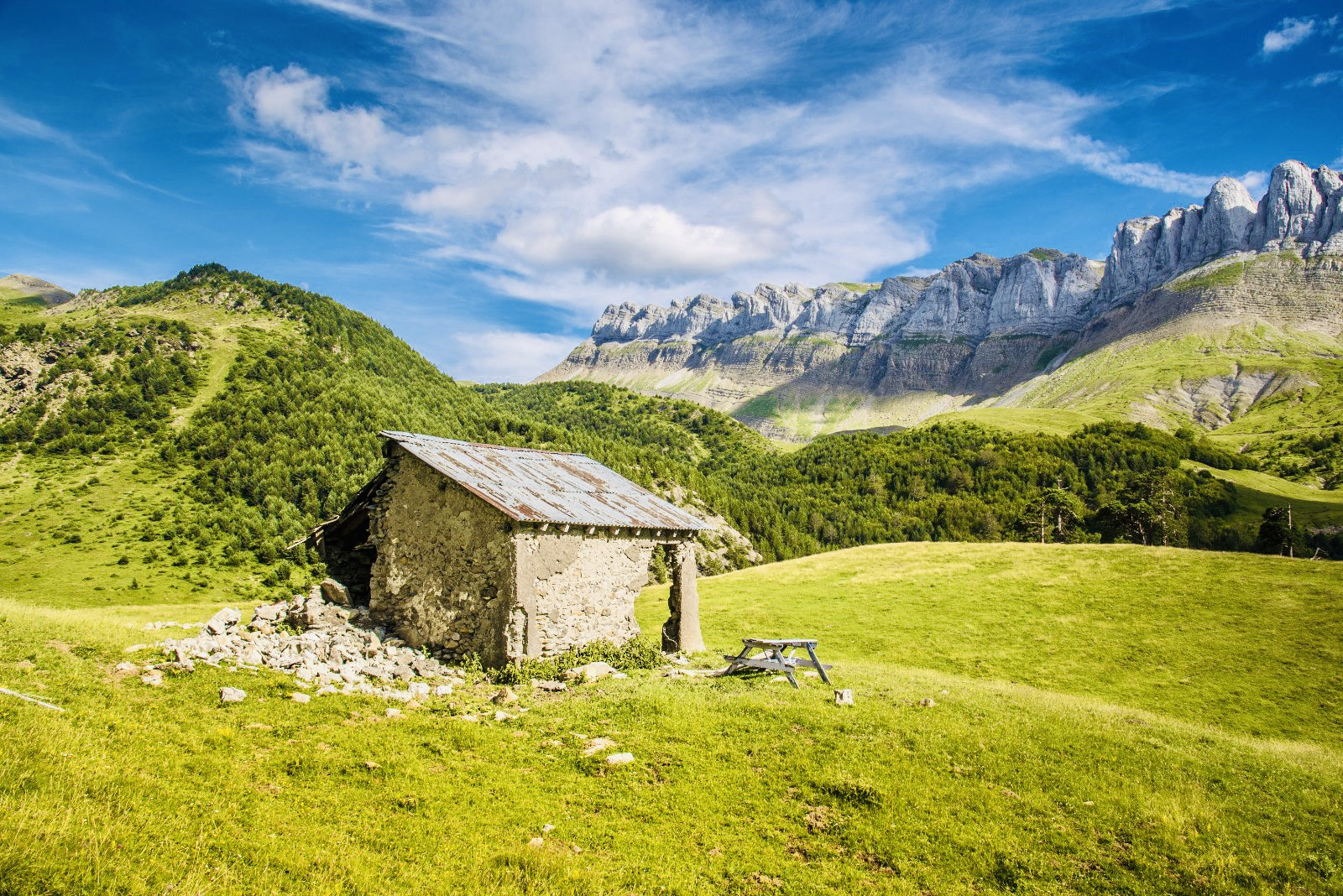 La magia del Valle de Zuriza en Verano